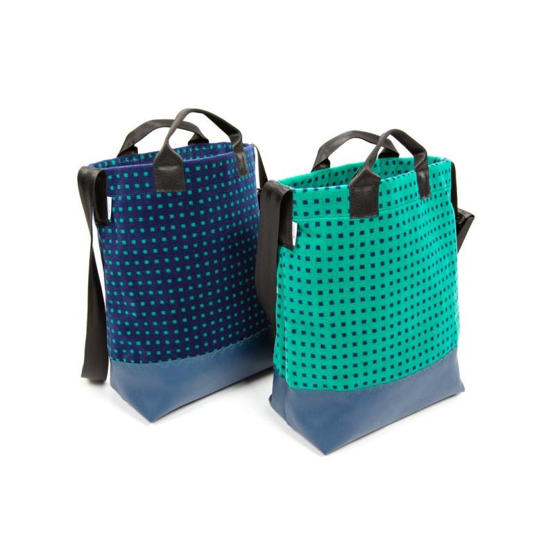 Voralpen-Express-Stofftasche blau